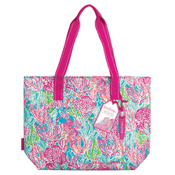 Coolers - Insulated Cooler In Let's Cha Cha By Lilly Pulitzer