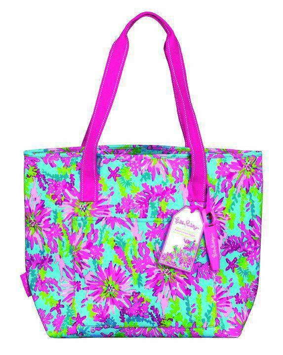 Insulated Cooler in Trippin' and Sippin' by Lilly Pulitzer