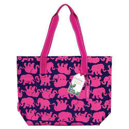 Coolers - Insulated Cooler In Tusk In Sun By Lilly Pulitzer