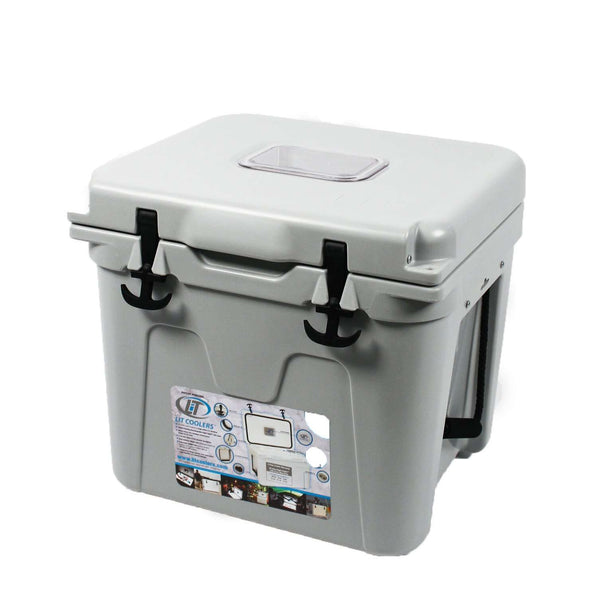 Coolers - Limited Edition Longshanks Cooler 30qt In Grey By Lit Coolers