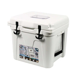 Coolers - Limited Edition Longshanks Cooler 32qt In White By Lit Coolers
