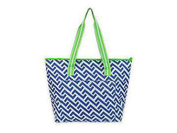 Coolers - Nautical Tide Cooler Tote By All For Color