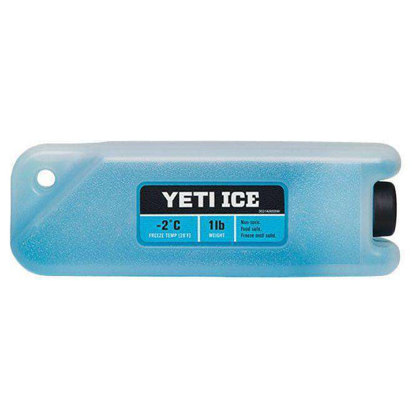 Coolers - One Pound Ice By YETI