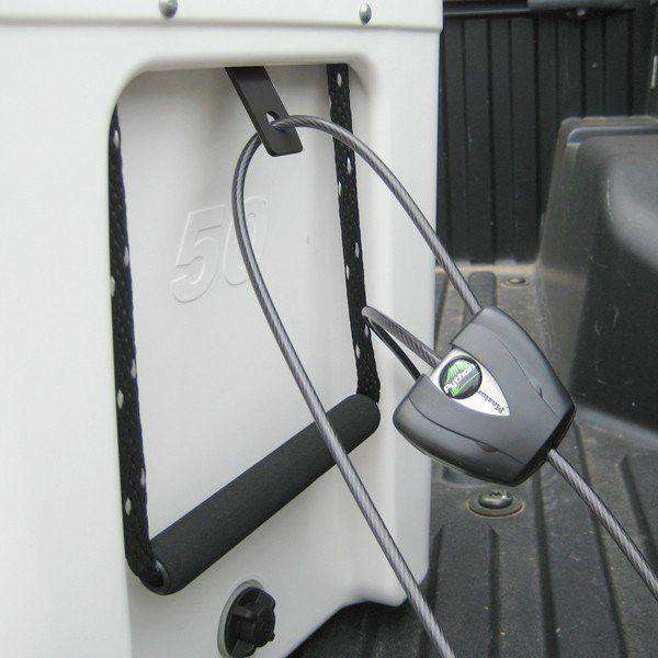 Coolers - Python Security Cable Lock And Bracket By YETI