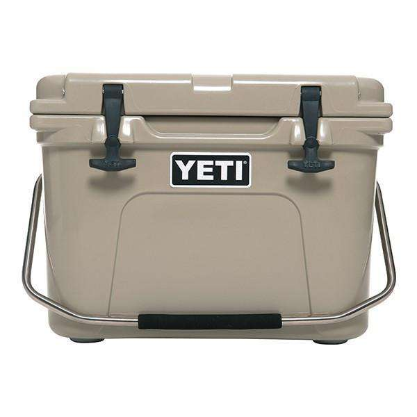 Coolers - Roadie 20qt In Desert Tan By YETI