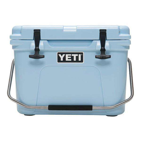 Coolers - Roadie 20qt In Ice Blue By YETI