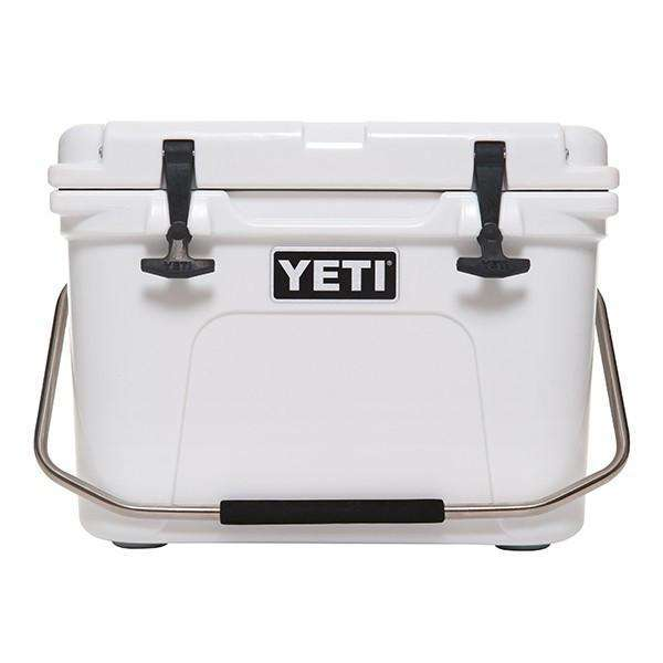 Roadie 20qt in White by YETI
