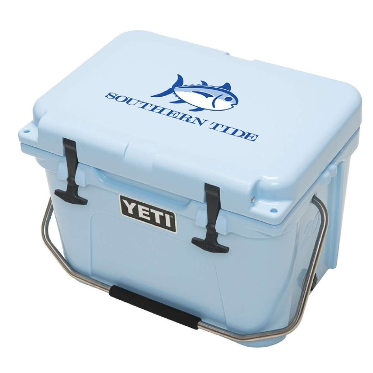 Coolers - Skipjack Yeti Roadie 20qt In Ice Blue By YETI