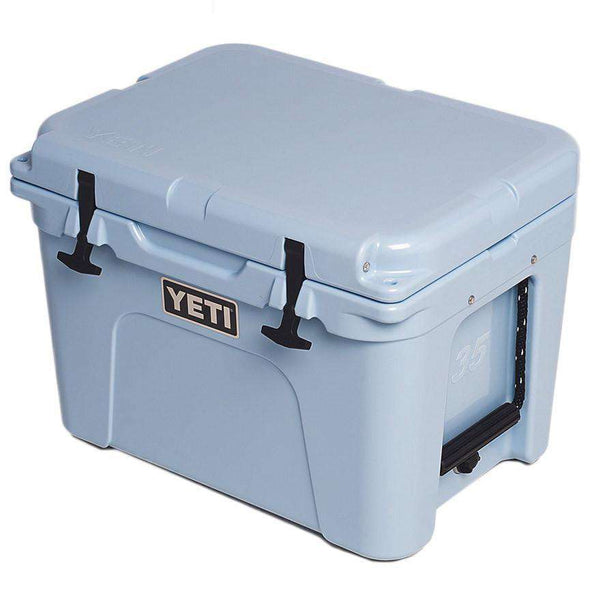 Coolers - Tundra Cooler 35 In Ice Blue By YETI