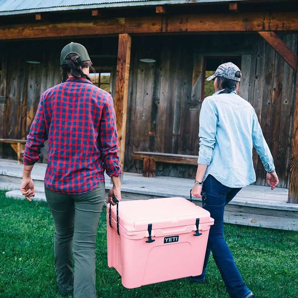 Tundra Cooler 50 in Pink by YETI