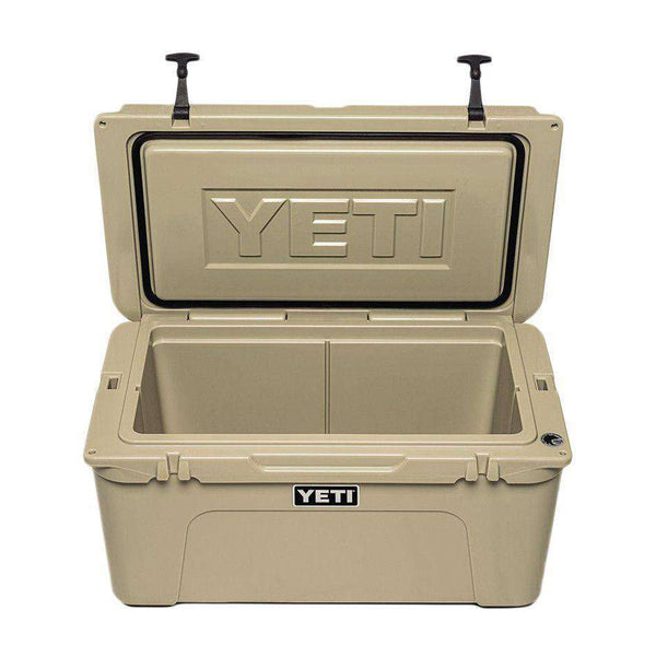 Tundra Cooler 65 in Desert Tan by YETI