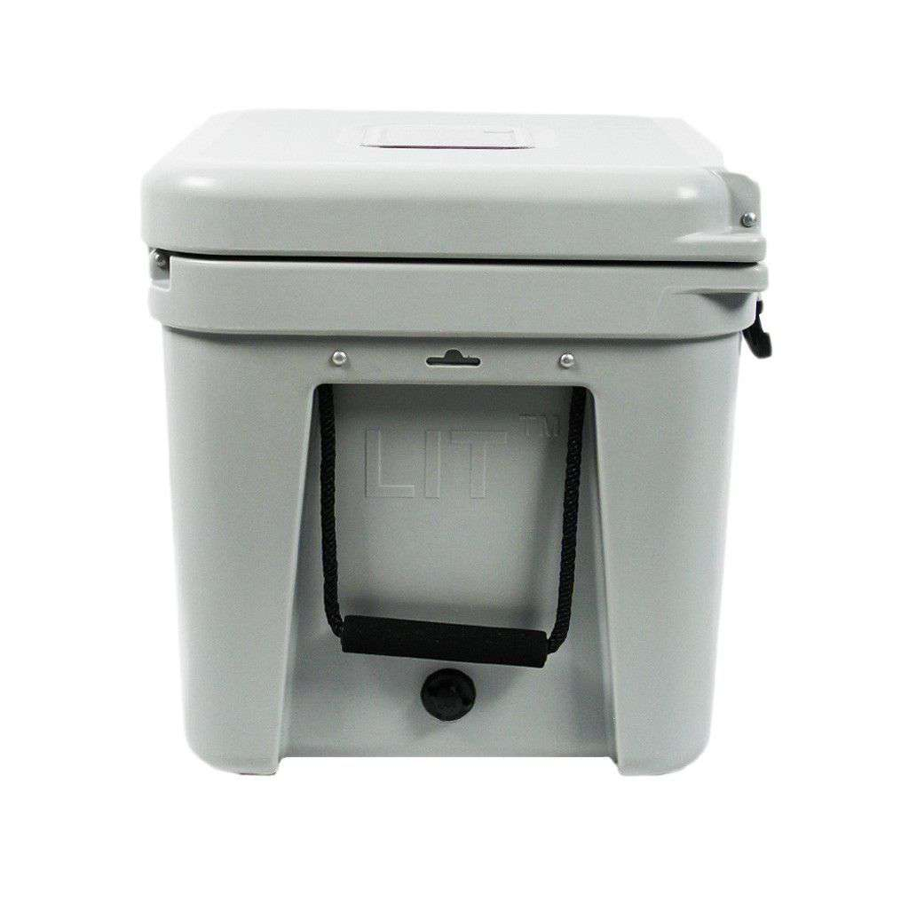 Coolers - University Of Alabama Cooler 32qt In White By Lit Coolers