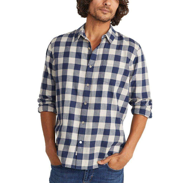 Marine Layer Copeland Button Down by Marine Layer