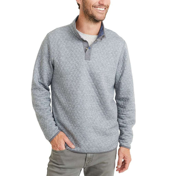 Marine Layer Corbet Reversible Pullover by Marine Layer