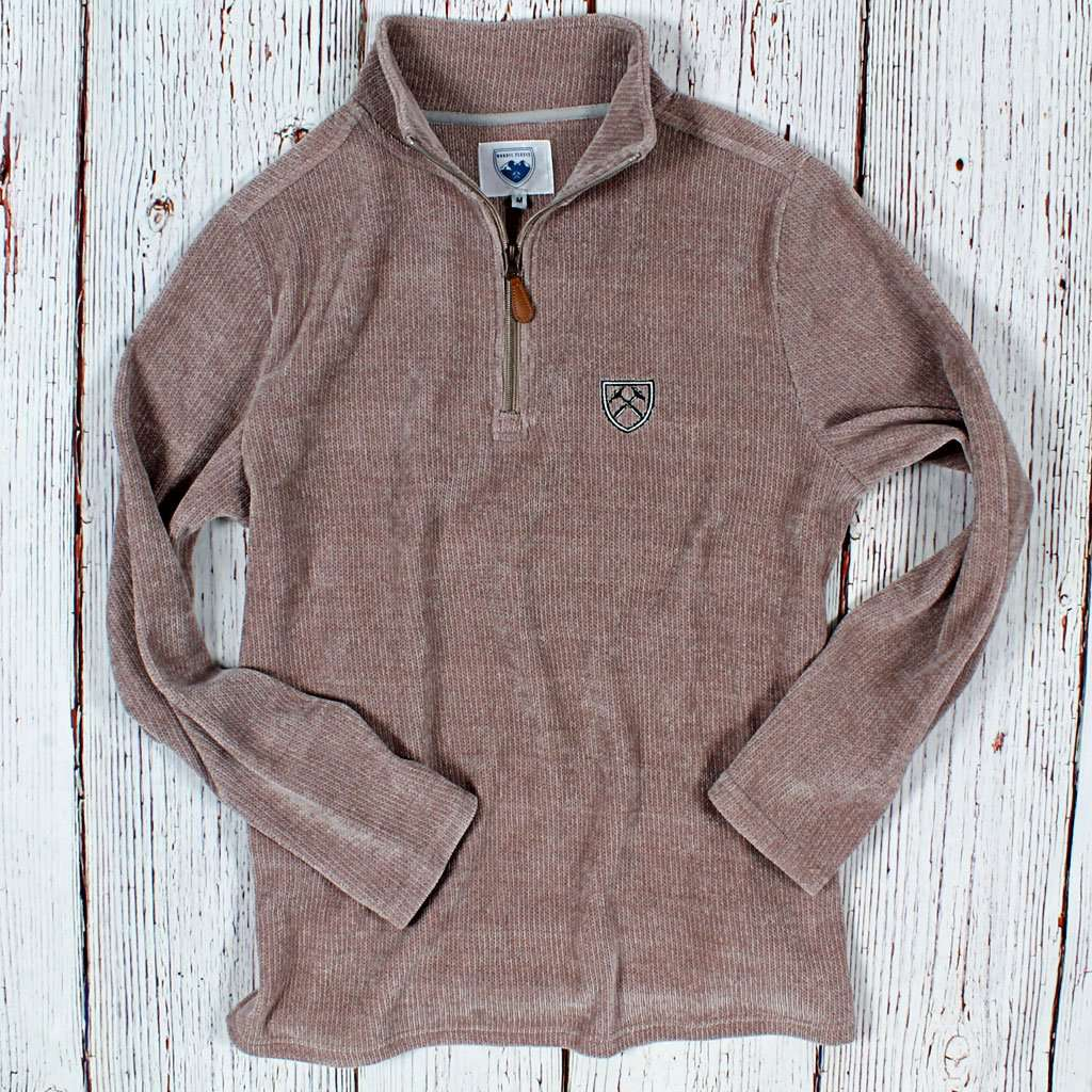 Koli Chenille Pullover by Nordic Fleece