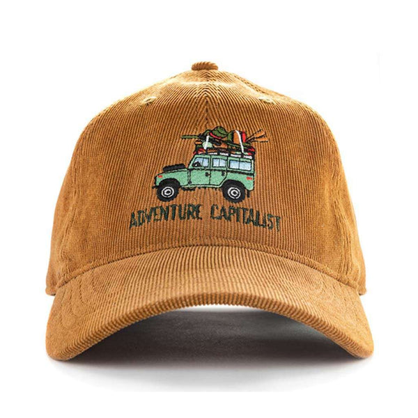 Kiel James Patrick Corduroy Adventure Capitalist Hat by Kiel James Patrick