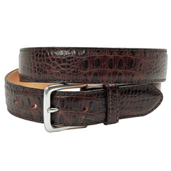 Colombia Croco Dress Belt by T.B. Phelps