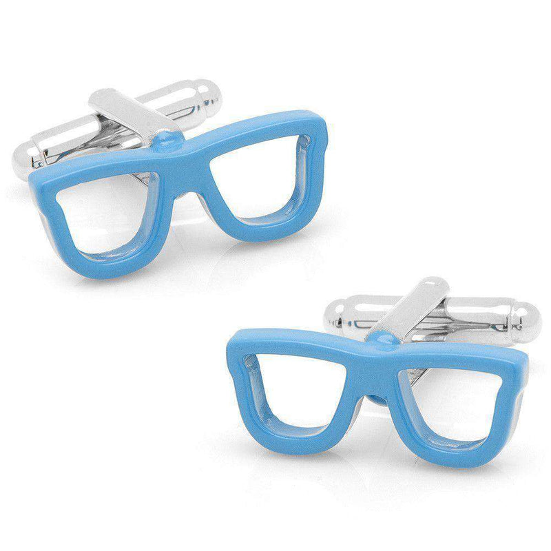 Cufflinks - Cool Cut Shades Cufflinks In Blue By CufflinksInc