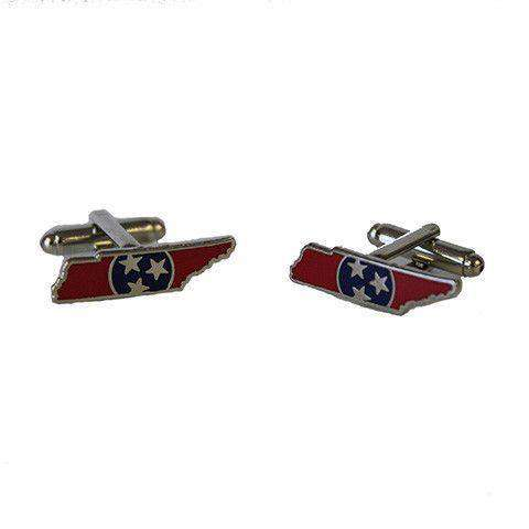 Cufflinks - Tennessee Traditional Cufflinks By State Traditions