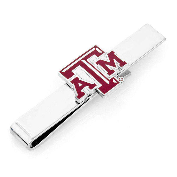 Texas A&M Tie Bar in Silver by CufflinksInc - FINAL SALE