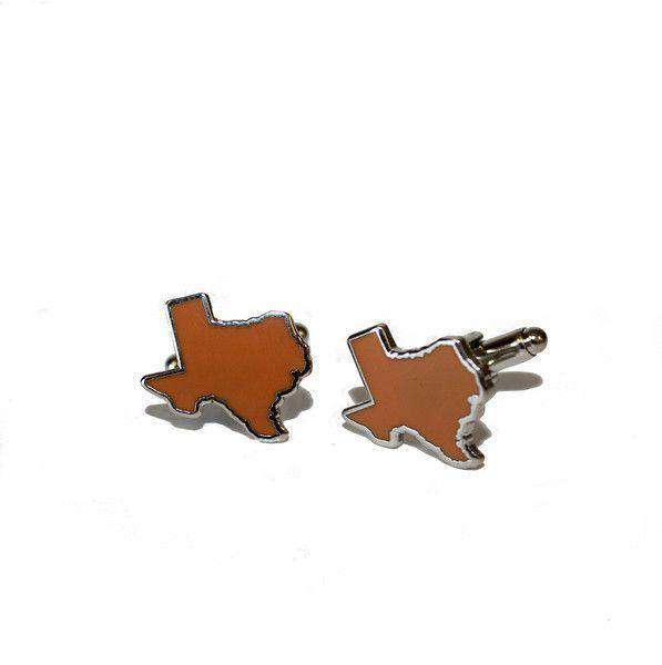Texas Austin Cufflinks by State Traditions - FINAL SALE