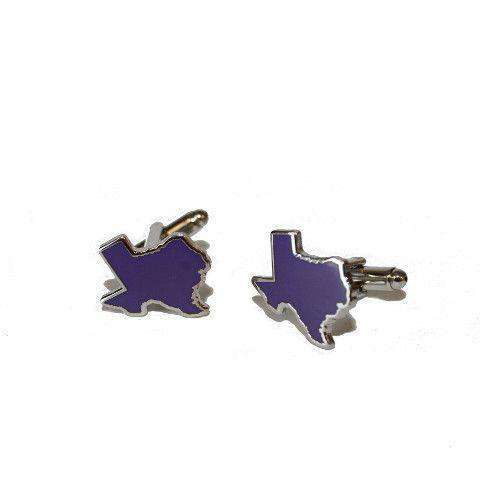 Texas Fort Worth Cufflinks by State Traditions - FINAL SALE