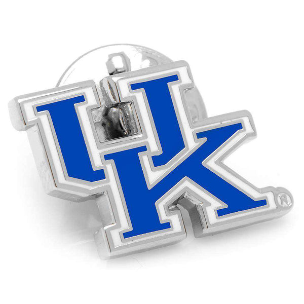 University of Kentucky Lapel Pin in Blue by CufflinksInc - FINAL SALE