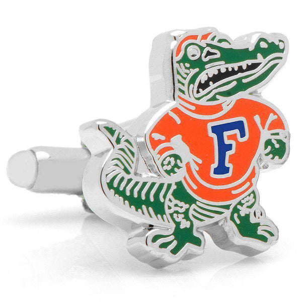 Vintage University of Florida Gators in Silver by CufflinksInc