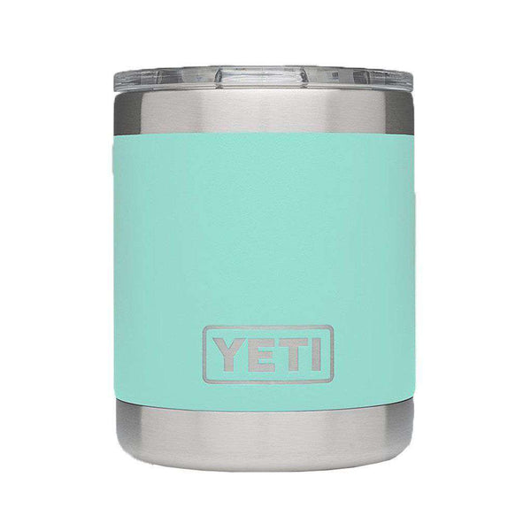 10 oz. Rambler Lowball in Seafoam by YETI