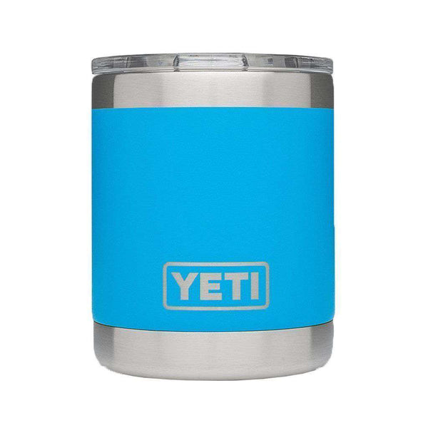 10 oz. Rambler Lowball in Tahoe Blue by YETI