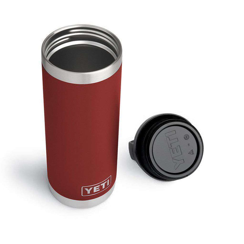 Cups & Glassware - 18 Oz. Rambler Bottle In Brick Red By YETI