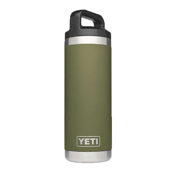 18 oz. Rambler Bottle in Olive Green by YETI
