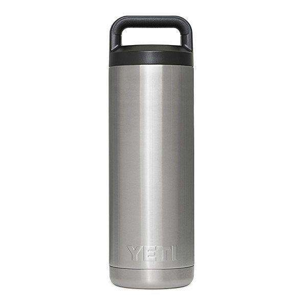 Cups & Glassware - 18 Oz. Rambler Bottle In Stainless Steel By YETI