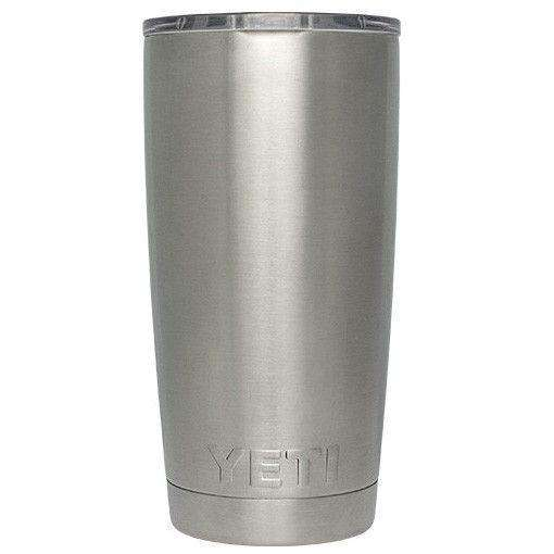 Cups & Glassware - 20 Oz. Rambler Tumbler In Stainless Steel By YETI