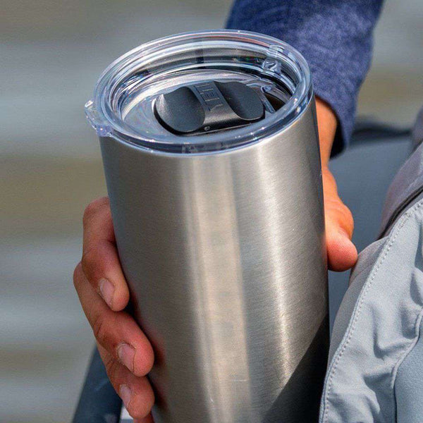 Cups & Glassware - 20 Oz. Rambler Tumbler In Stainless Steel With Magslider™ Lid By YETI