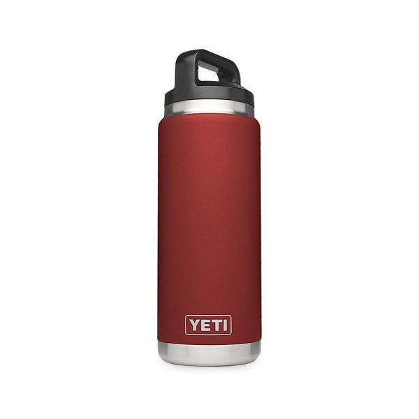Cups & Glassware - 26 Oz. Rambler Bottle In Brick Red By YETI