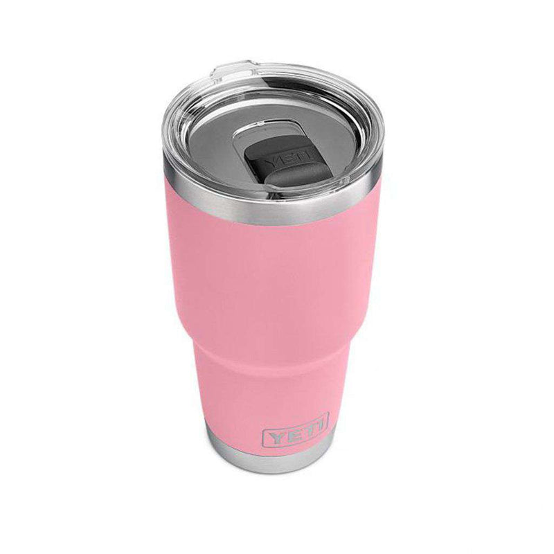 Cups & Glassware - 30 Oz. DuraCoat Rambler Tumbler In Pink  With Magslider™ Lid By YETI