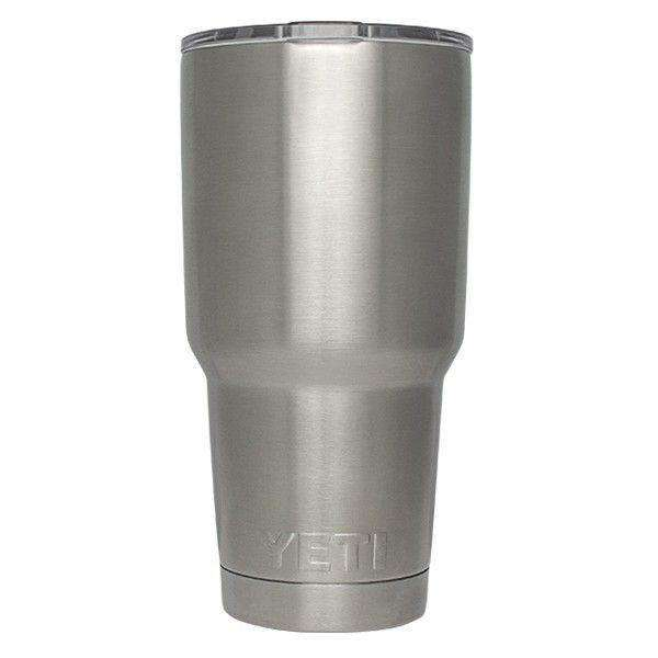 Cups & Glassware - 30 Oz. Rambler Tumbler In Stainless Steel By YETI