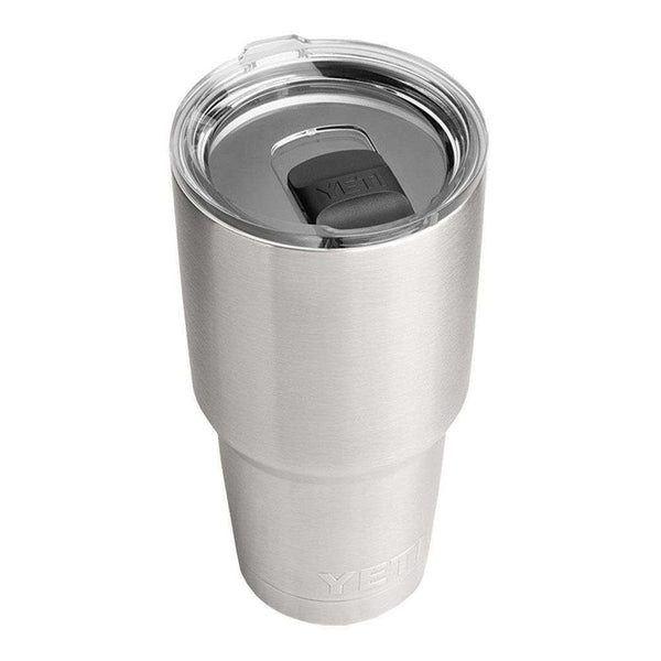 Cups & Glassware - 30 Oz. Rambler Tumbler In Stainless Steel With Magslider™ Lid By YETI