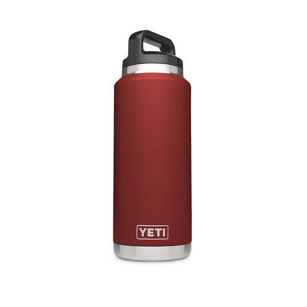 Cups & Glassware - 36 Oz. Rambler Bottle In Brick Red By YETI