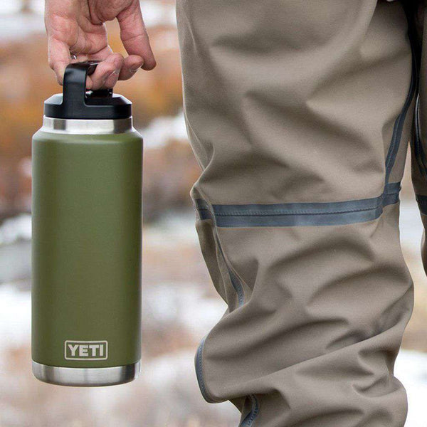 36 oz. Rambler Bottle in Olive Green by YETI