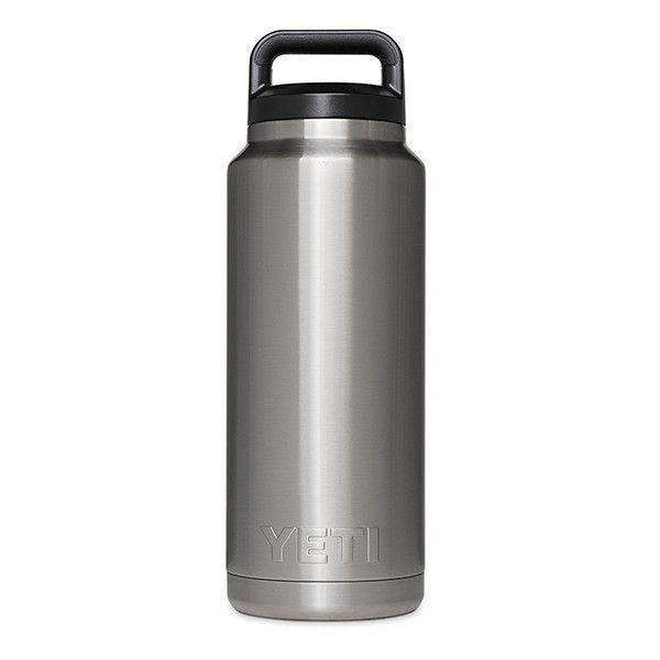 Cups & Glassware - 36 Oz. Rambler Bottle In Stainless Steel By YETI