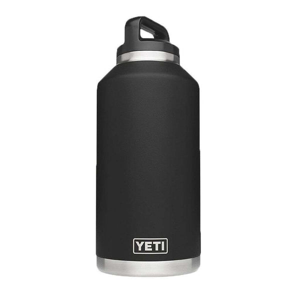 64 oz. Rambler Bottle in Black by YETI