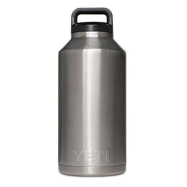 Cups & Glassware - 64 Oz. Rambler Bottle In Stainless Steel By YETI