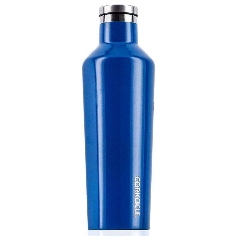Classic 16 Oz. Canteen in Riviera Blue by Corkcicle
