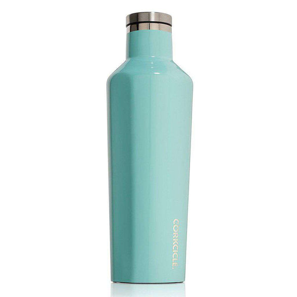Classic 16 Oz. Canteen in Turquoise by Corkcicle