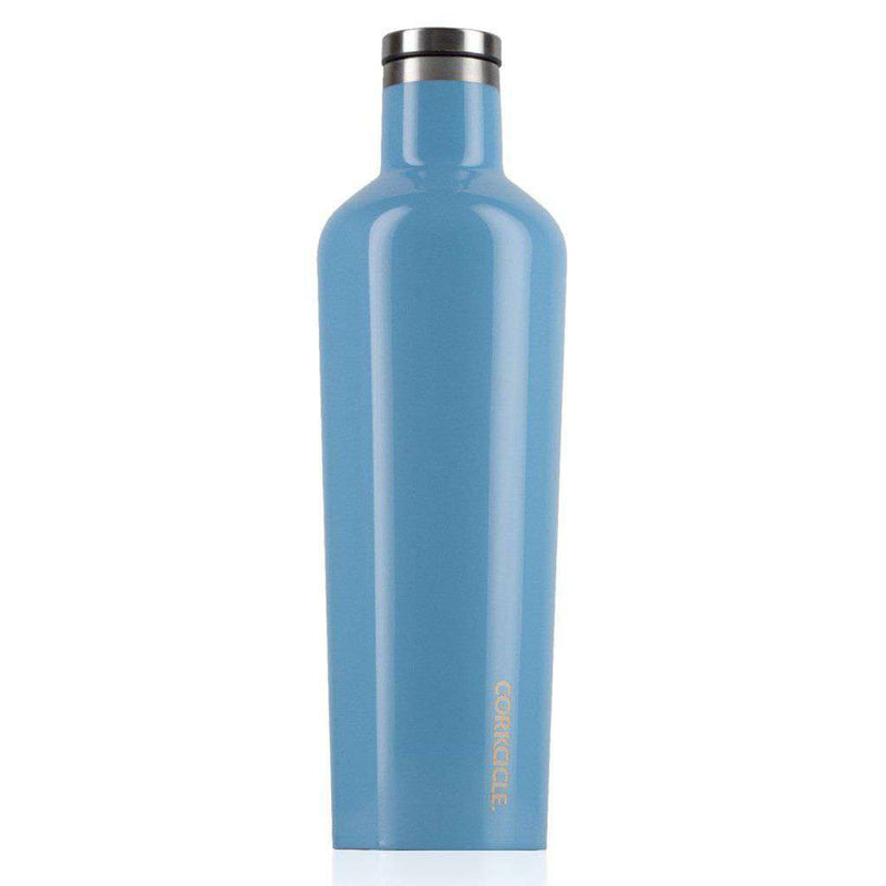Cups & Glassware - Classic 25 Oz. Canteen In Blue Skies By Corkcicle
