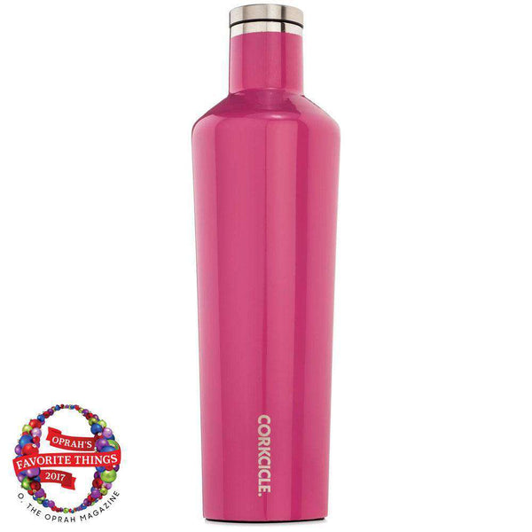 Cups & Glassware - Classic 25 Oz. Canteen In Pink By Corkcicle