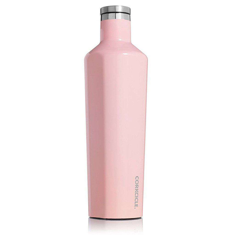 Classic 25 Oz. Canteen in Rose Quartz by Corkcicle