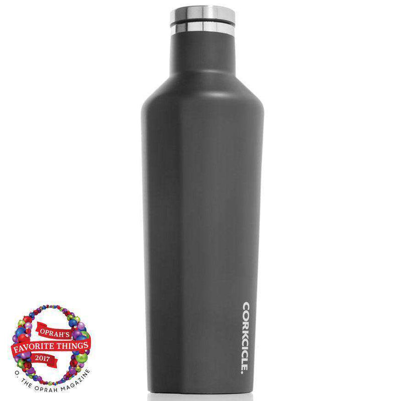 Cups & Glassware - Classic 60 Oz. Canteen In Graphite By Corkcicle